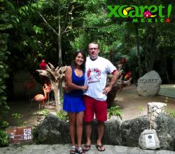 Xcaret, Mexican Caribbean.