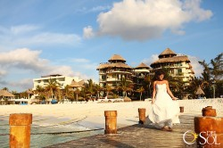 Wedding Photography at El Taj Hotel in Playa del Carmen