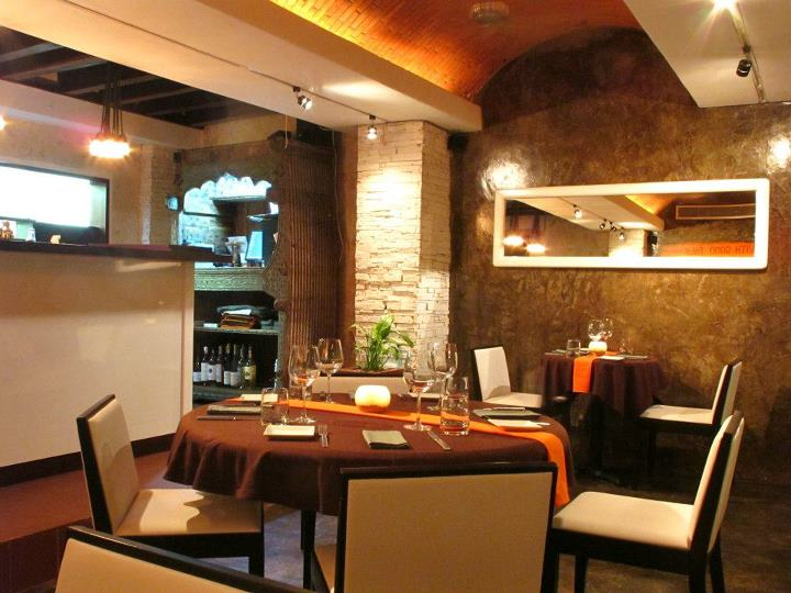 Dining Room at Imprevist