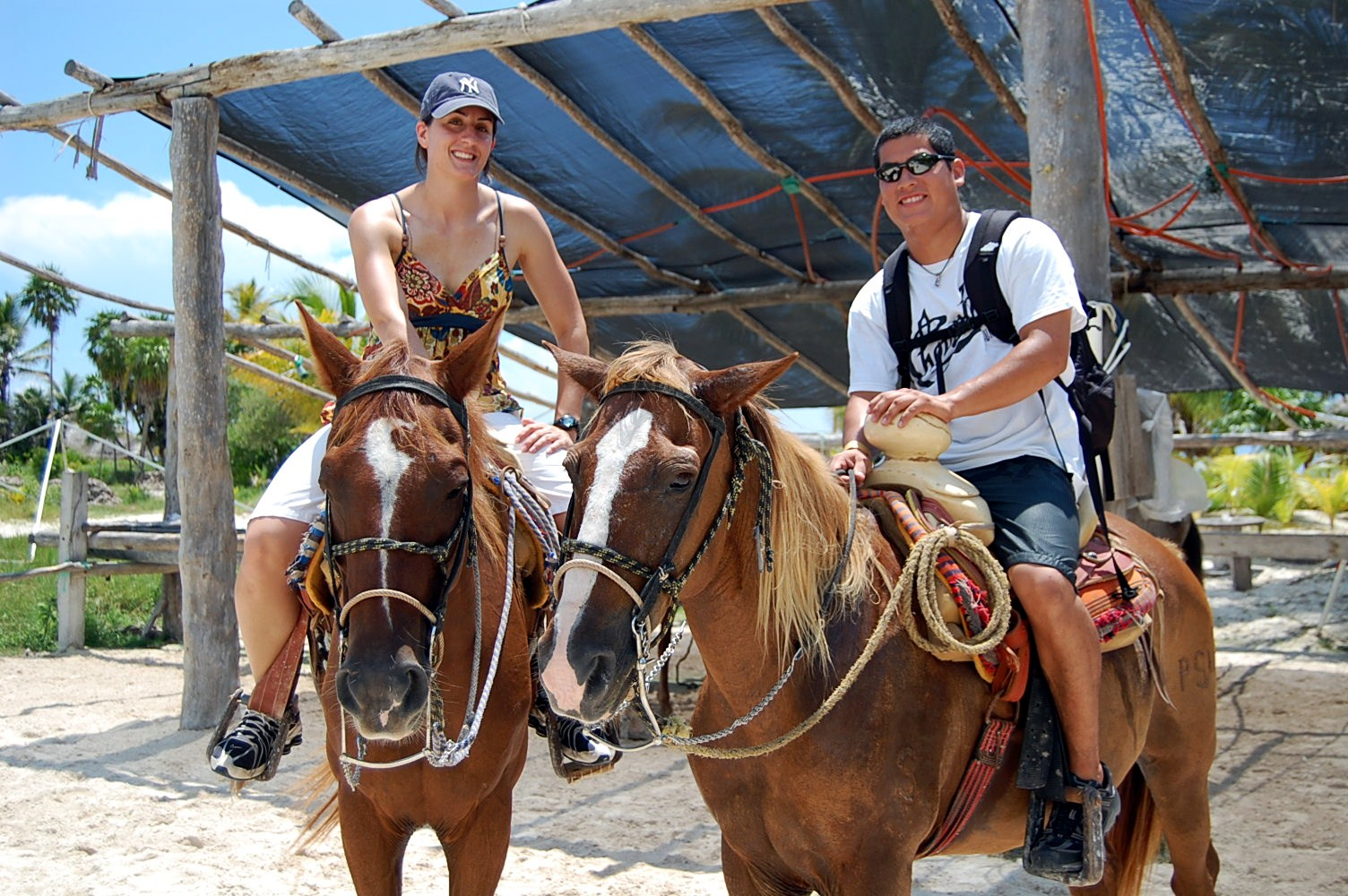 Horseback Riding at Maroma