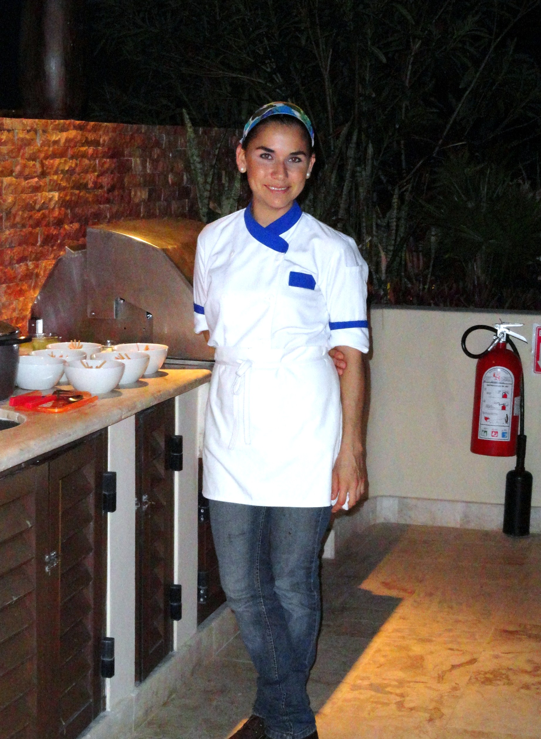 Private Chef at El Taj Rocio Norzagaray