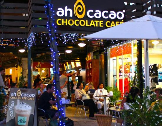 Ah Cacao in Playa del Carmen