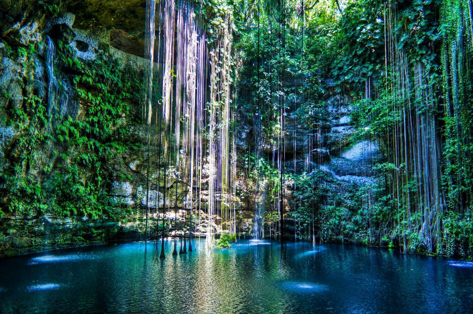 Ik Kil Cenote Playa del Carmen
