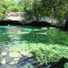cenote azul