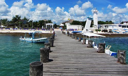 Riviera Maya Puerto Morelos