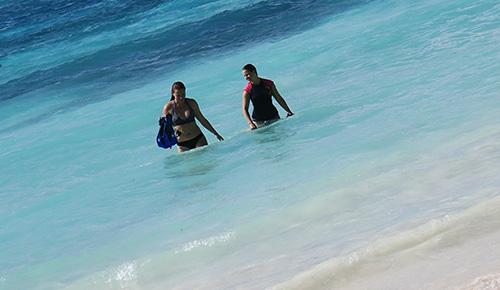 Akumal snorkel
