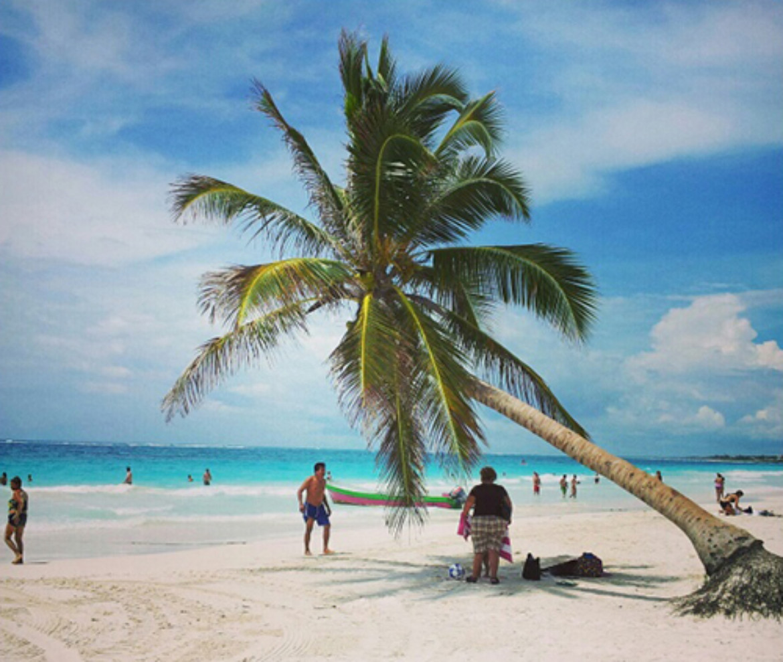 tulum paraiso beach