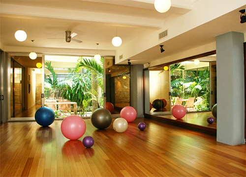 yoga studio in Playa del Carmen