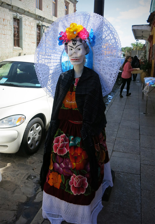 Day of the Dead in Playa Del Carmen