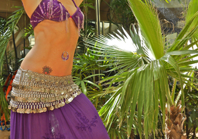 The Gym Belly Dancing - Condo Hotels Playa del Carmen