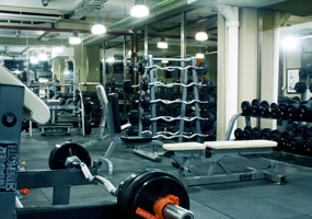 The Gym - Condo Hotels Playa del Carmen