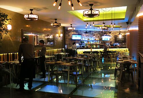 Dining room - Plank Condo Hotels Playa del Carmen