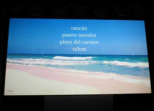 Playa del Carmen film festival