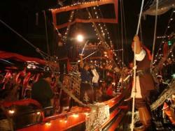 Captain hook dinner cruise 2