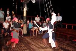 captain hook dinner cruise