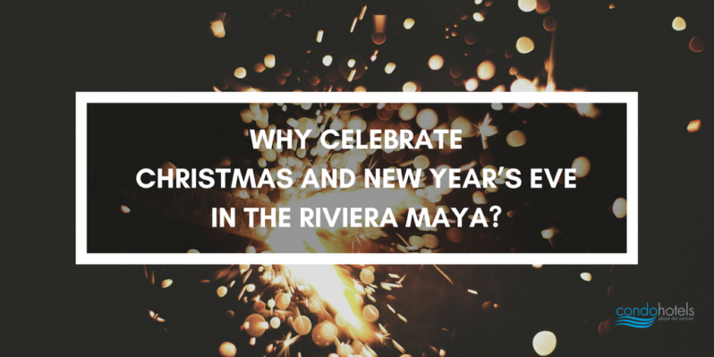Christmas and New Year's in Playa del Carmen