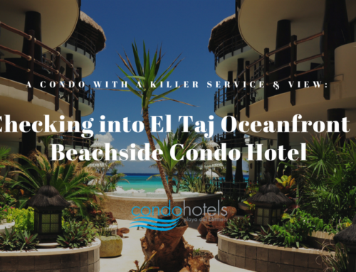 A Condo With a Killer Service & View: Checking into El Taj Oceanfront & Beachside Condo Hotel